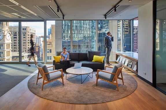 PCG-McGrath-Nicol Workplace design & Tenant Representation