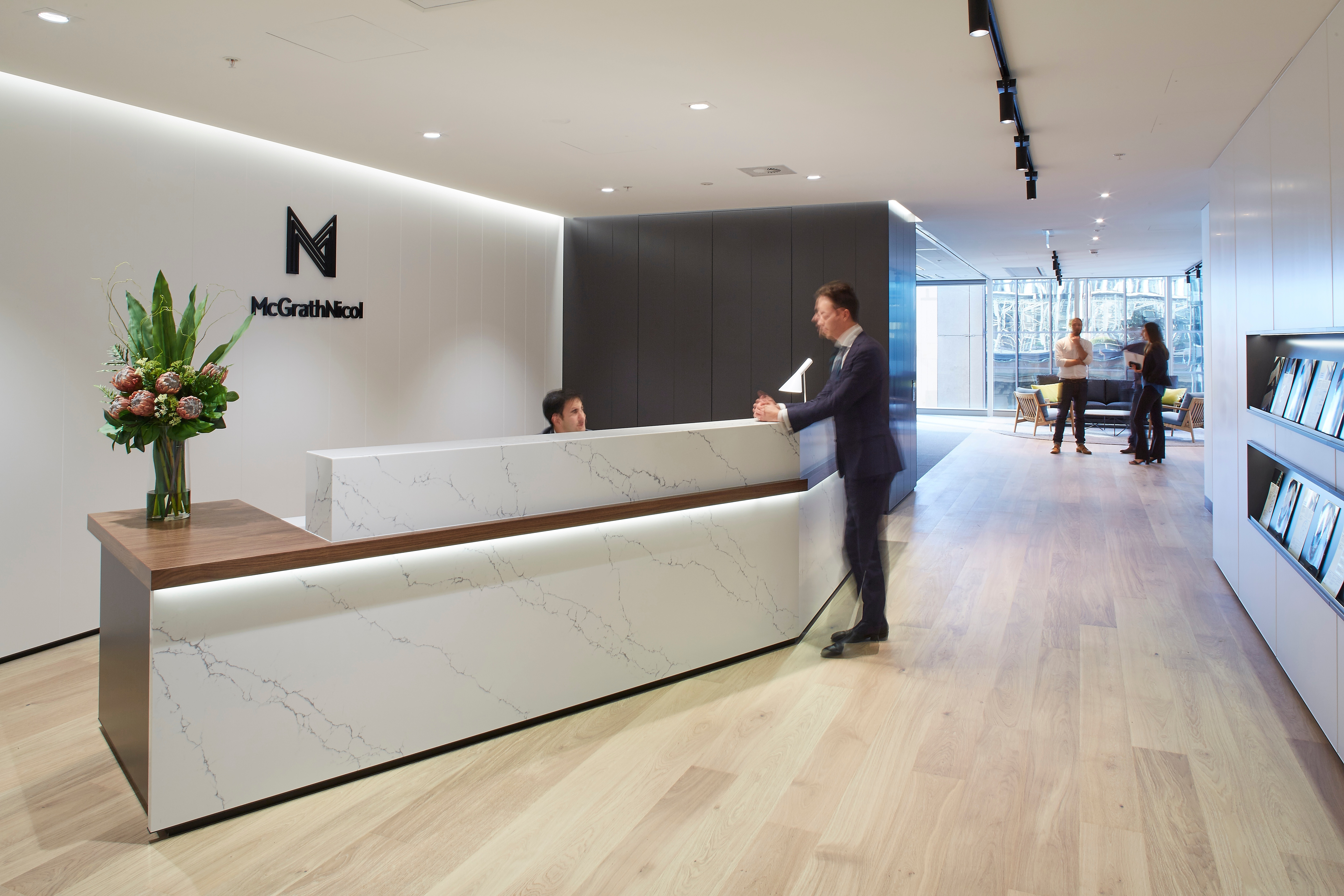 Office Design Trends McGrath_Nicol by PCG