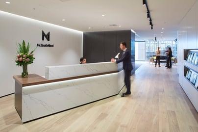 McGrathNicol Sydney - Office Design by PCG