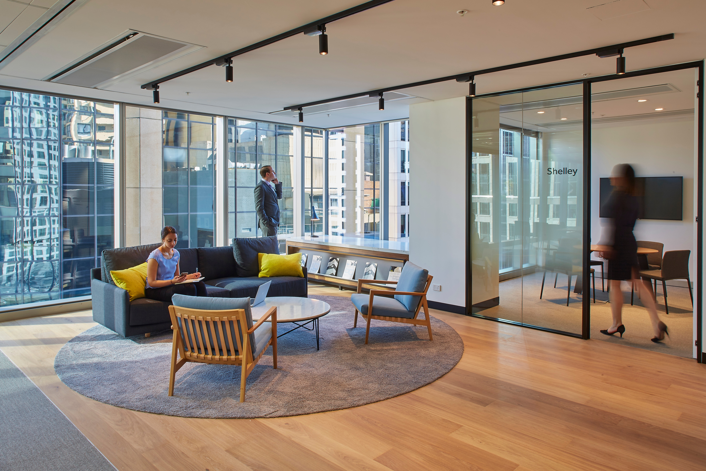 PCG_McGrath_Nicol Workplace Interior Design by PCG