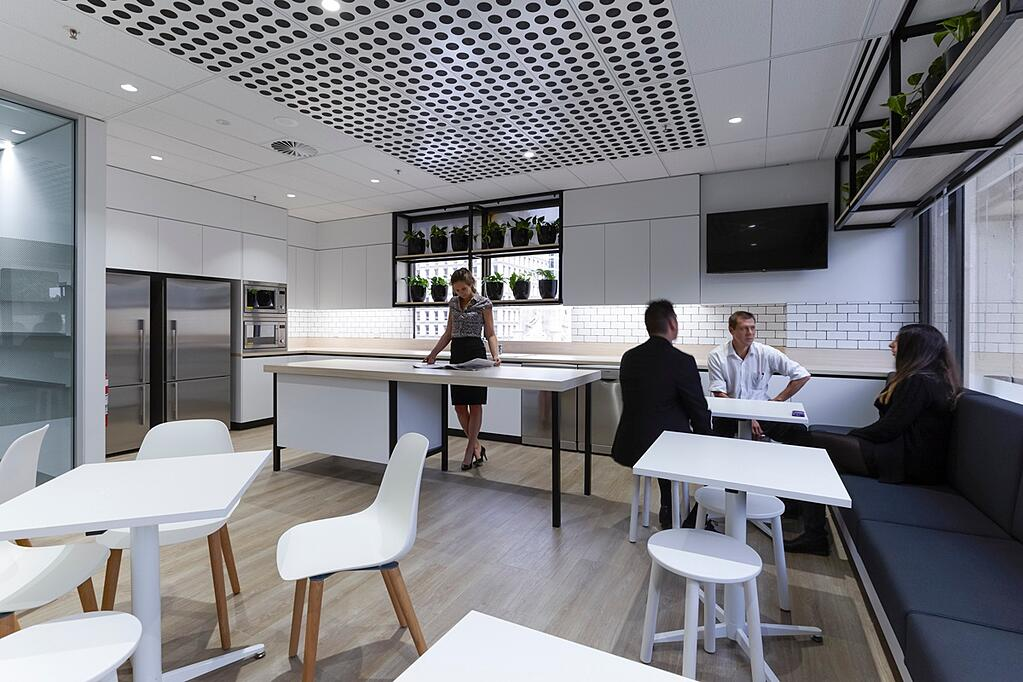 NTI Sydney Office Design by PCG Image 4