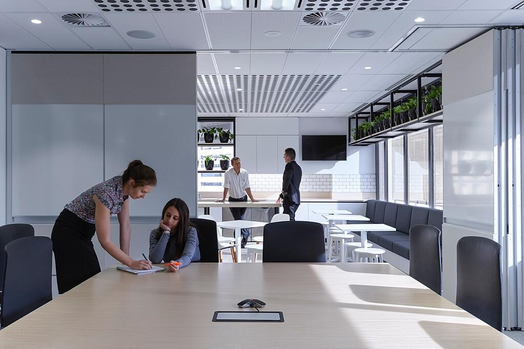 NTI Sydney Office Design by PCG Image 3