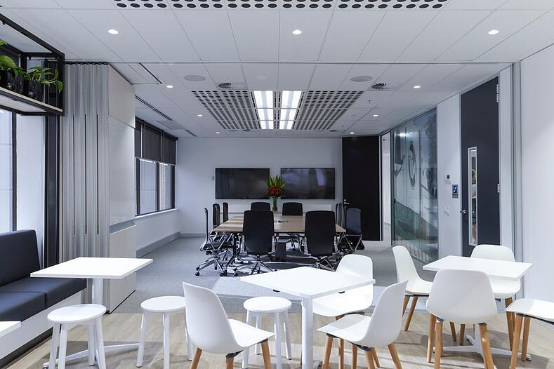 NTI Sydney Office Design by PCG Image 6
