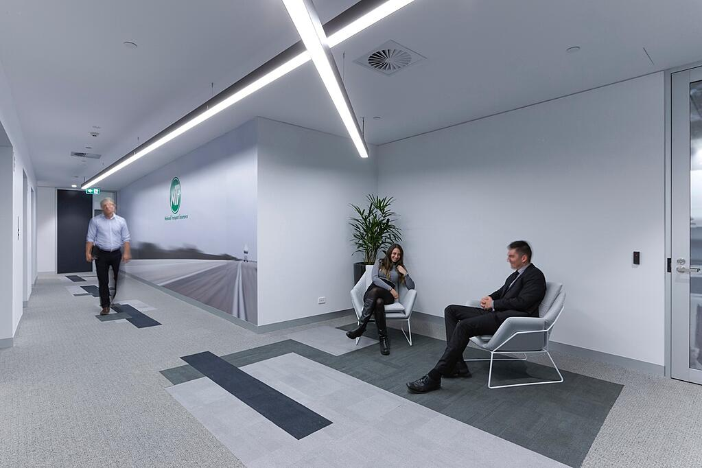 NTI Sydney Office Design by PCG Image 1