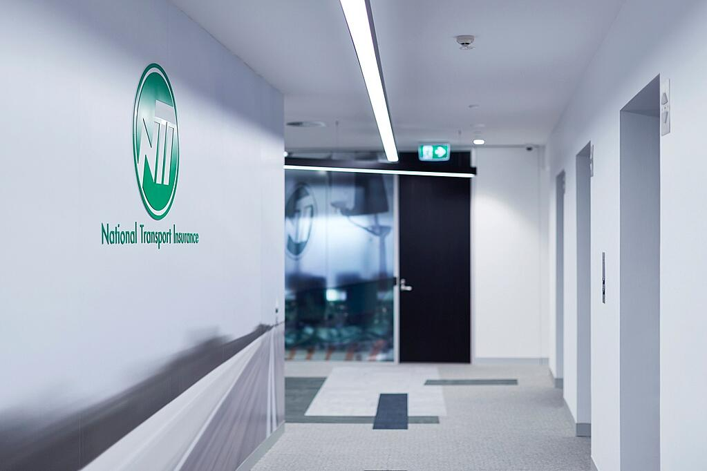 National Transport Insurance Office Design by PCG