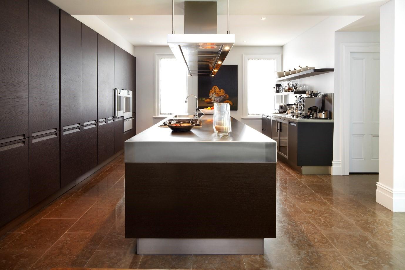 OAKBURN Elizabeth Bay - kitchen