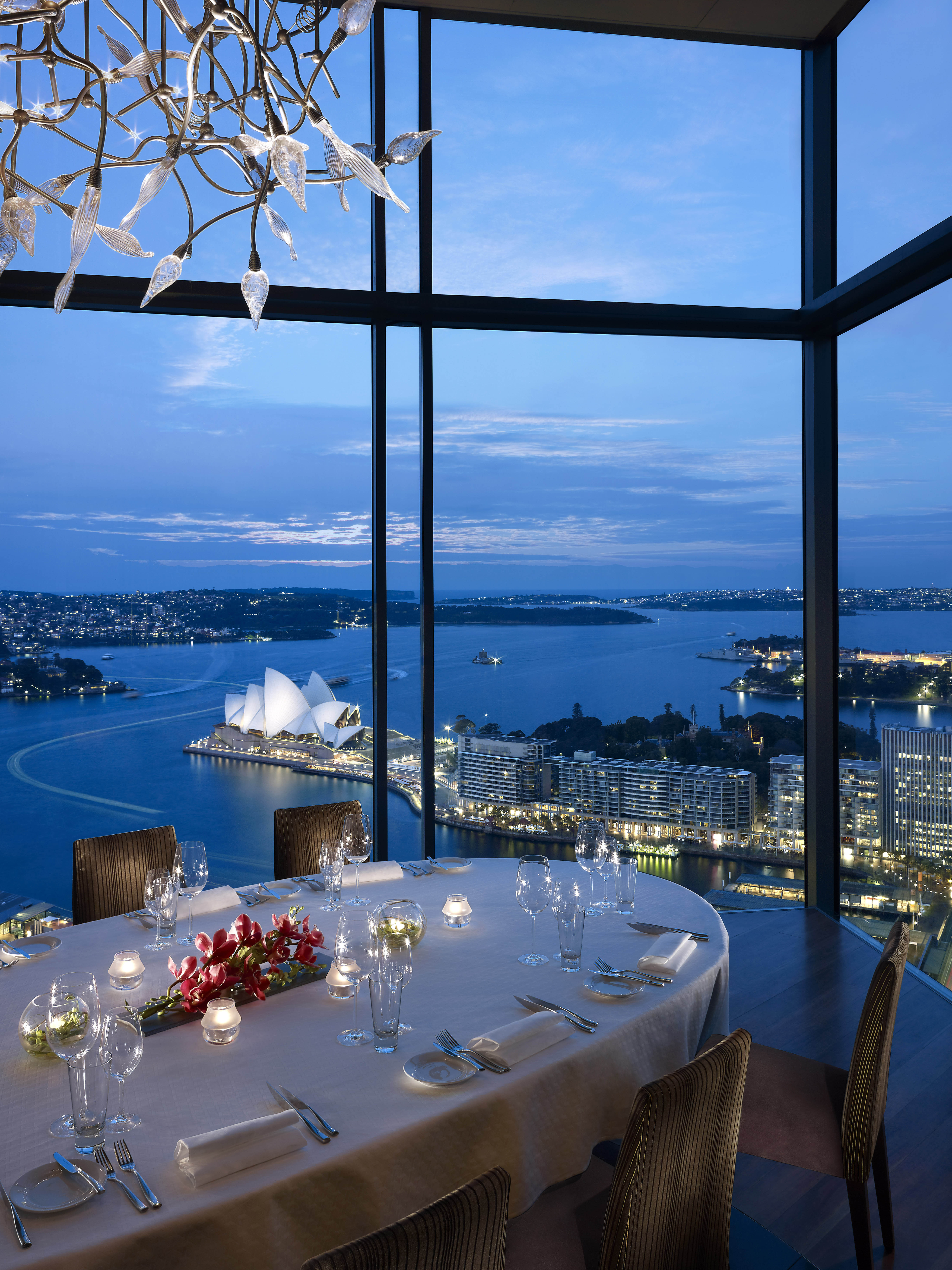 Shangri-La Hotel Sydney Altitude Private Dining Room