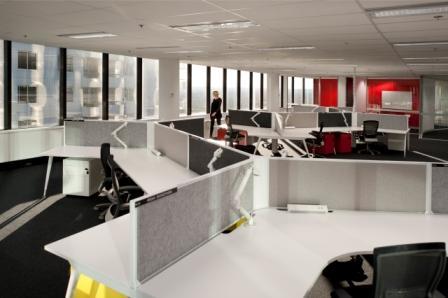 Office Worskspace Design by PCG